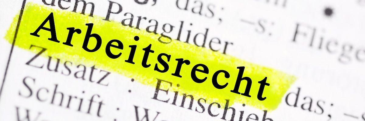Termin Arbeitsrecht Handwerkskammer Karlsruhe